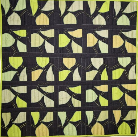 Leaves quilt